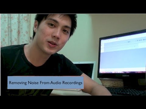 Noise Reduction Software | How to remove noise for free! - Audio Mentor