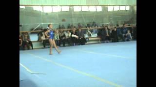 2-ой юношеский по спортивной гимнастике. Вольные