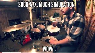 SallyDrumz - Avenged Sevenfold - Simulation Drum Cover