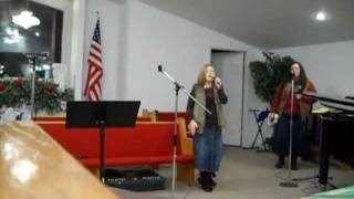 "Saved by Grace singing ""Heart Fixer"""