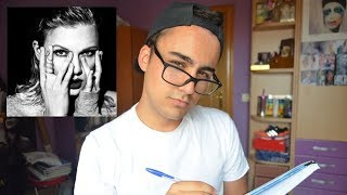 ANÁLISIS: (Letra) Taylor Swift - Look What You Made Me Do | JJ