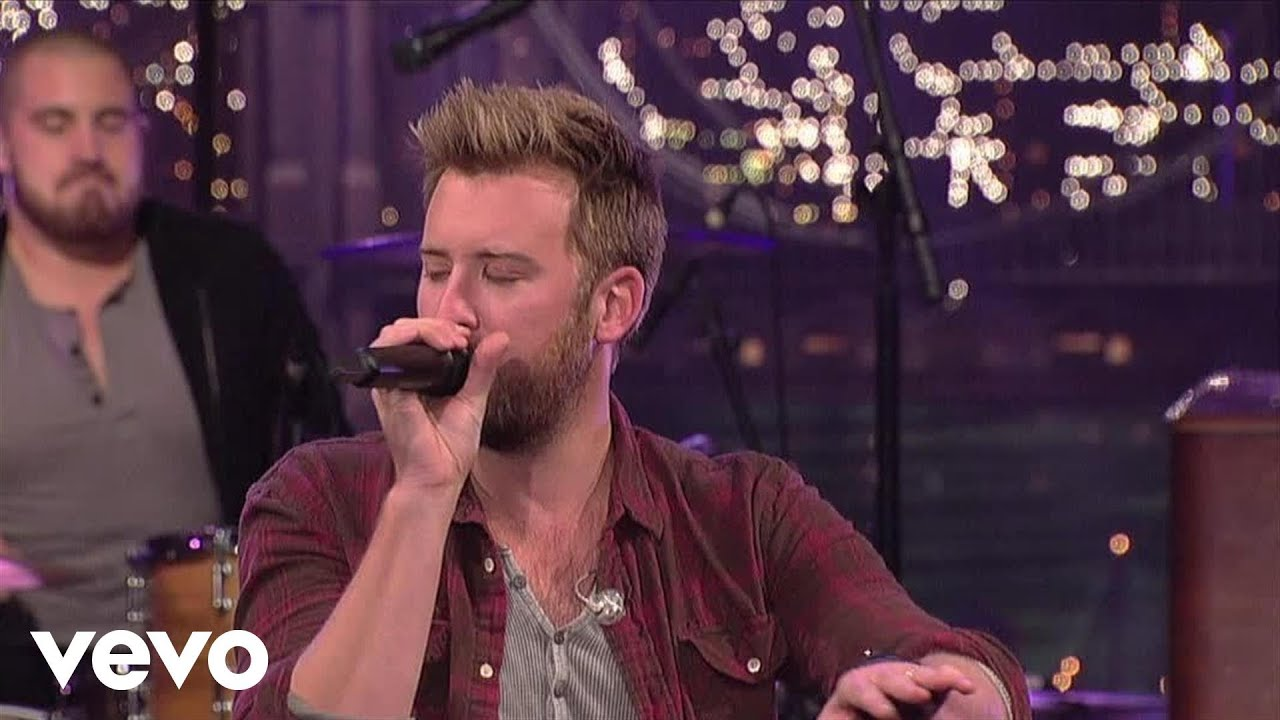 Lady Antebellum - Our Kind Of Love (Live On Letterman)