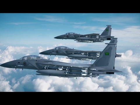 Royal Saudi Air Force - F-15SA Strike Eagle Multi-Role Fighter Full Promo [1080p]
