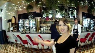 Ереван, Идем в ресторан на Бульваре, Yerevan, 16.06.19, Su, Video-1.