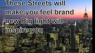 Alicia Keys New York Lyrics Without Jay-Z
