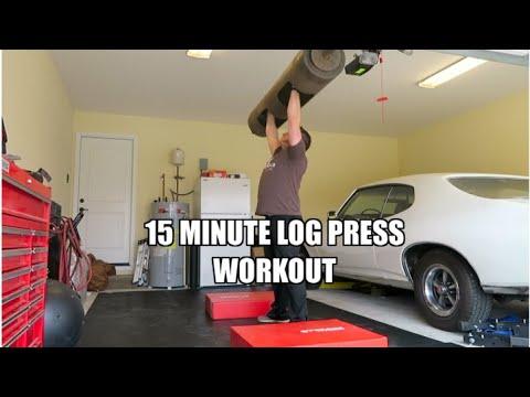 Log Strict Press 5x10