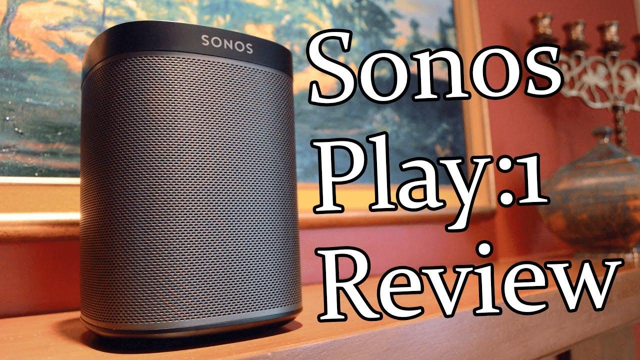 Sonos Play 1 Youtube Abspielen