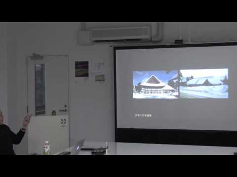 京都工芸繊維大学大学院建築都市保存再生学コース[連続特別講義:第3回]近代建築活用の理念と課題