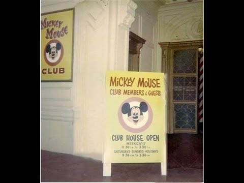 Youtube Mickey Mouse Club Headquarters
