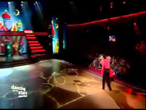 DWTSME - Dalida Khalil dancing Samba to