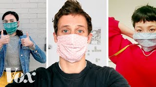 What face masks actually do against coronavirus