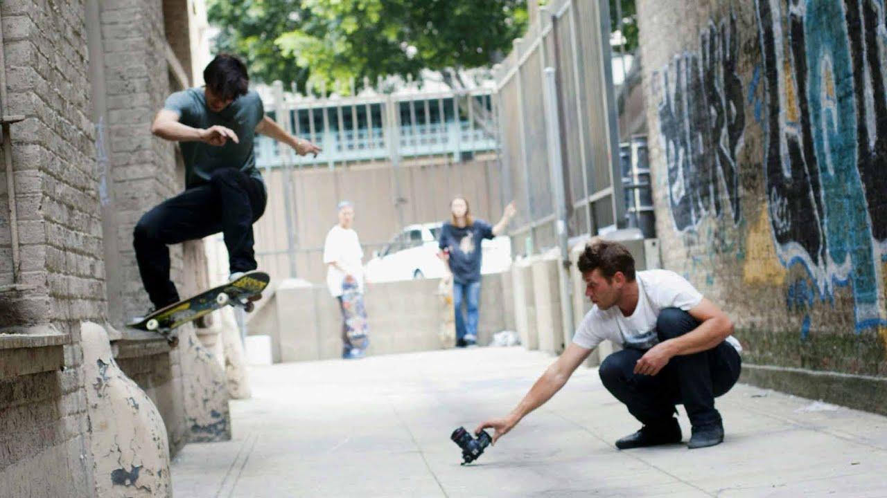 How to Film Skateboarding advise