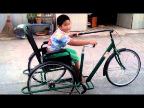 ขาย จักรยานสามล้อมือหมุน สำหรับผุ้ป่วย ผู้พิการ คนชรา