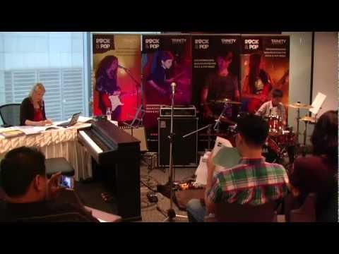 Trinity Rock & Pop Mock Exam: Drums Grade 4