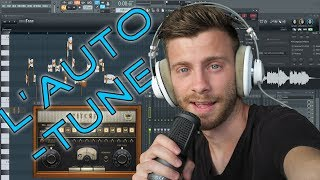 Tuto FL Studio - L'AUTOTUNE