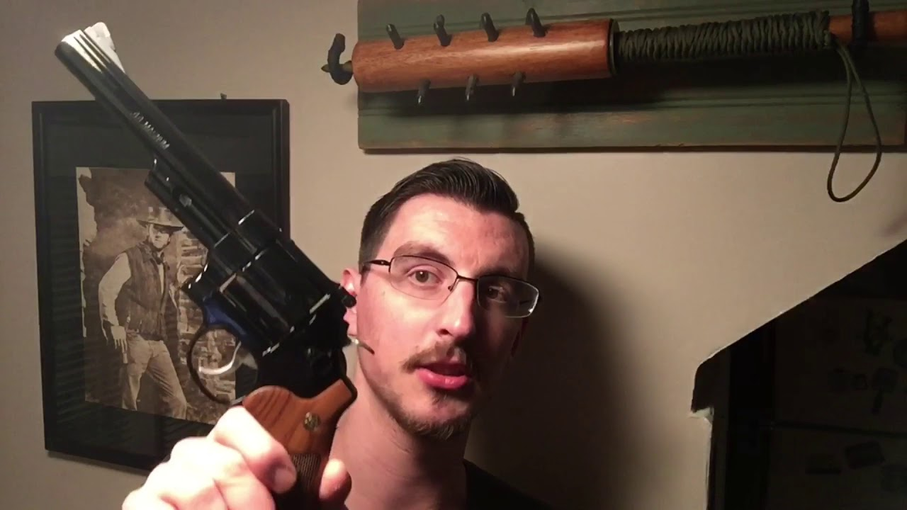 Part 4/final Smith and Wesson model 29–10 Quality control issues/customer service repair the outcome