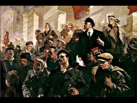 The October Revolution: the masses take power
