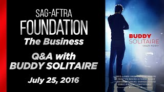 The Business: Q&A with BUDDY SOLITAIRE