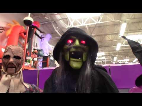 The Home Depot Halloween 2017 Second Trip