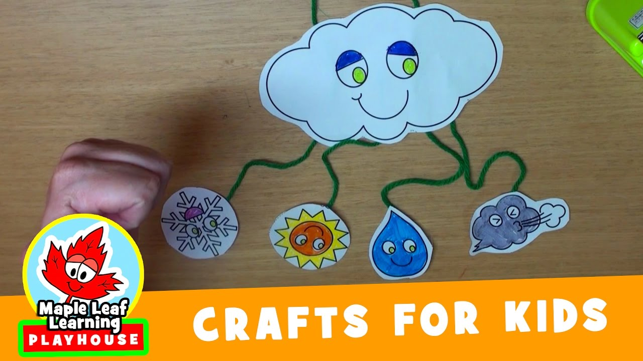 Windy Weather Crafts For Toddlers