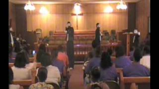 SET THE ATMOSPHERE MIME BY THE SAINT PAUL DESIPLES FOR JESUS MIME MINISTRY