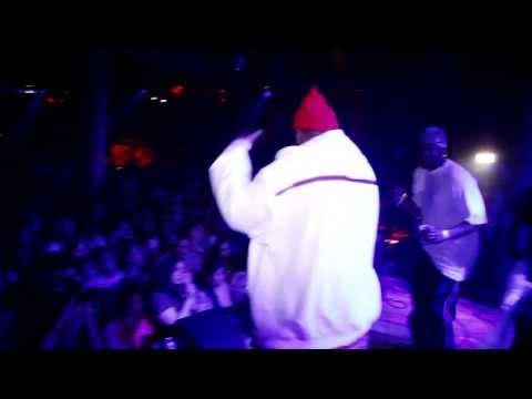 Ghostface Killah - Black Jesus & Run - Live in SF