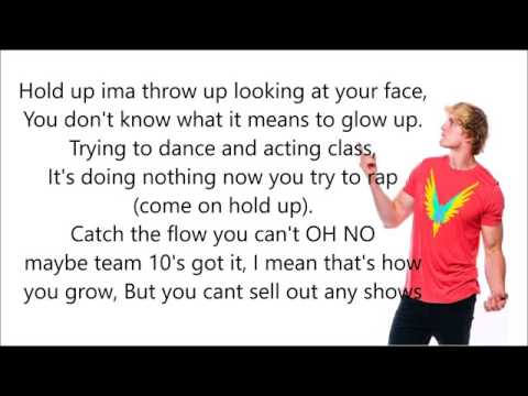 THE FALL OF JAKE PAUL FULL SONG- ONE HOUR!!!