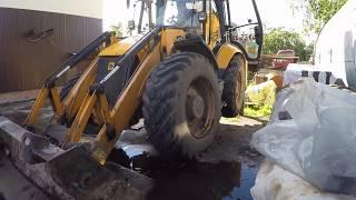 ПРОПАЛИ 3 и 4-ая скорости на JCB4CX ДИАГНОСТИКА и РЕМОНТ трактора за 10 мин  Repairs JCB