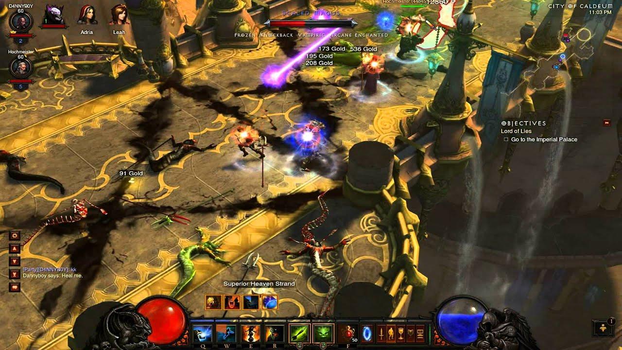 Diablo 3 patch 1. 04 review   diablo patch.