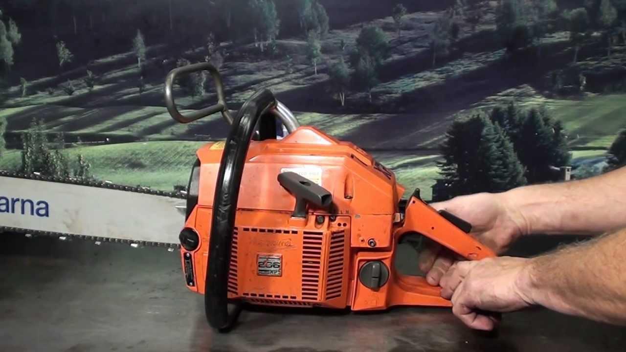 the chainsaw guy shop talk husqvarna 266 xp chainsaw 8 23 youtube rh youtube com Husqvarna Chainsaw Service Manuals Husqvarna Chainsaw Service Manuals