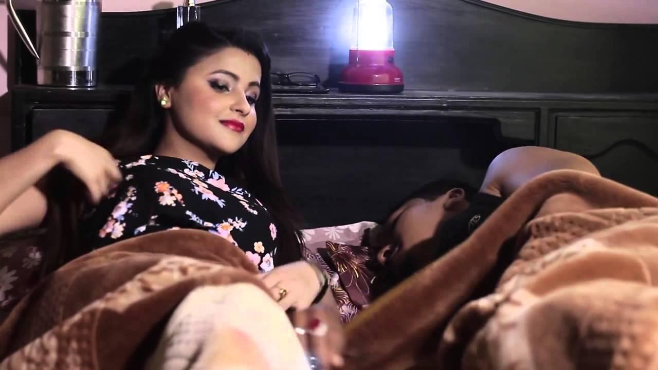 Latest Hot & Sexy Nepali Short Movie Making {सुश्मा अधिकारि को Hot सिन }