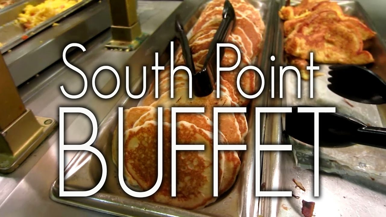 South Point Buffet Vegas Seafood Brunch Review - YouTube