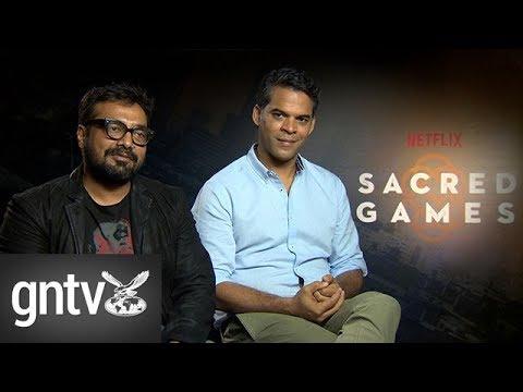 Anurag Kashyap and Vikramaditya Motwane on directing 'Sacred Games'
