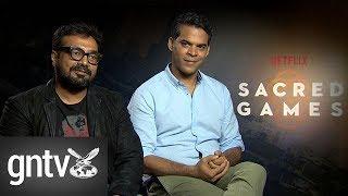 Anurag Kashyap and Vikramaditya Motwane on directing