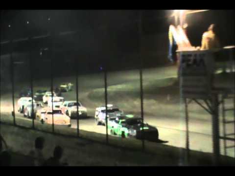 Matt Miller 17m Street Stock,  LA Raceway, Josh Franklin Motorsports Chassis
