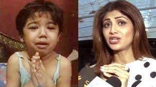 Shilpa Shetty Reacts On Girl CRYING Viral Video  Virat Kholi
