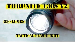 ThruNite T30S V2 Tactical Flashlight