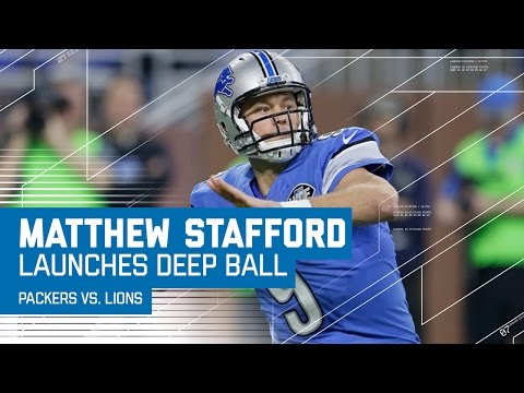 Stafford Showcases Beautiful Deep Ball to Set Up Zenner