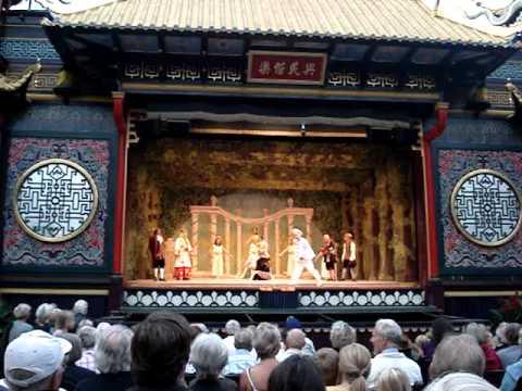 The Pantomime Theatre in Copenhagen