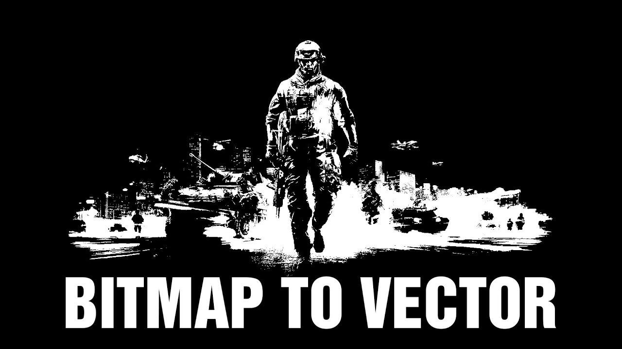 [Thủ thuật Đồ Họa] Chuyển ảnh bitmap thành vector nhanh nhất bằng Illustrator | TruongNguyen