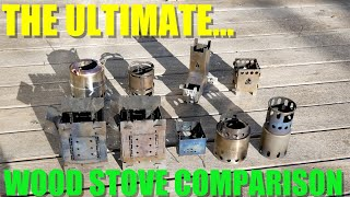 The ULTIMATE Wood St๐ve Comparison - Watch THIS Before you Buy a Wood Stove!