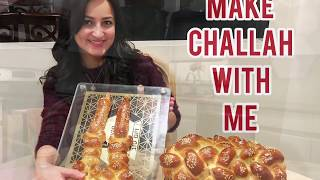 Make Challah with Me. Getting the Family involved.