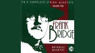 String Quartet No. 4 Adagio Ma Non troppo - Allegro Con Brio