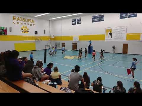 HFHS @ Ramona Convent Secondary School - 09.11.19