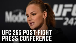 UFC 255: Post-fight Press Conference