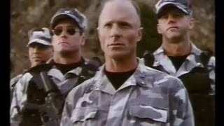 The Rock - Fels der Entscheidung - VHS-Trailer