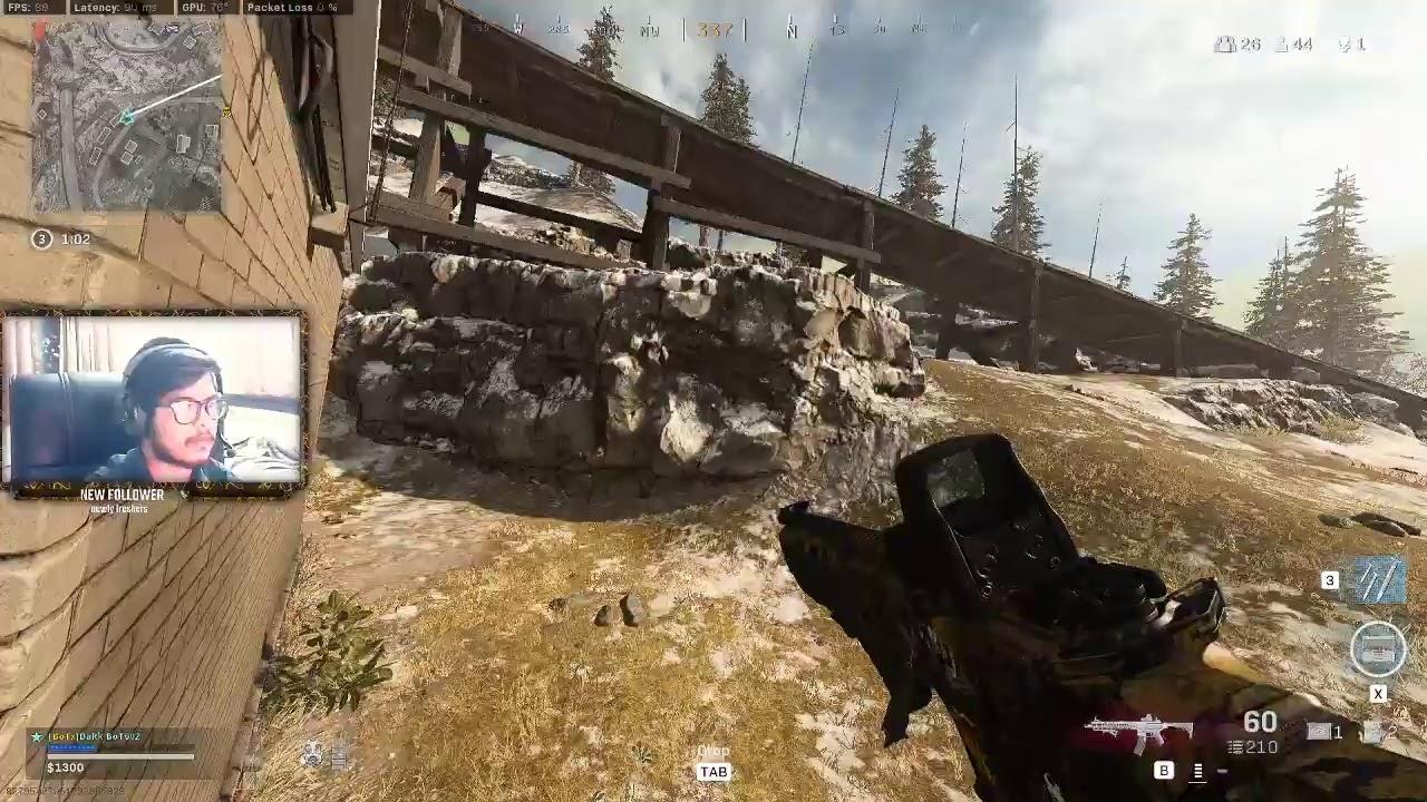 Download Call of Duty - Modern Warfare - WarZone - Season 6 - Live Stream India