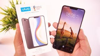 Vivo Y81 UNBOXING & Quick Review [Urdu/Hindi]