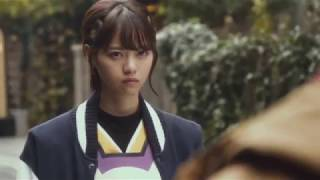 【電影少女】 嫉妬する西野七瀬が可愛いすぎる