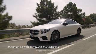 Mercedes-Benz E-Coupe Walkaround